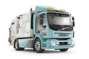Volvo fl electric 1