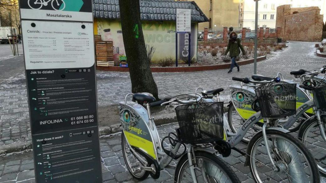 948089f11c190b W Poznaniu rusza kolejny sezon roweru miejskiego. Będą nowości ...