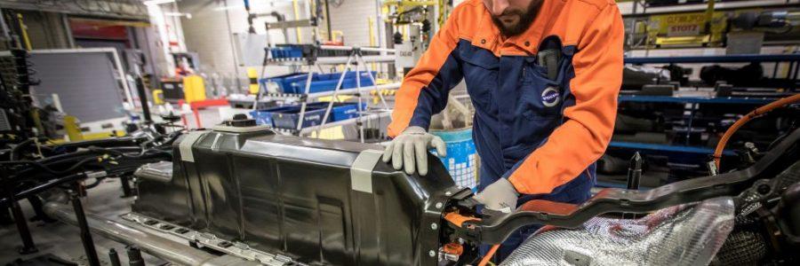 Volvo podpisuje umowy z Koreańczykami i stawia na akumulatory litowo-jonowe