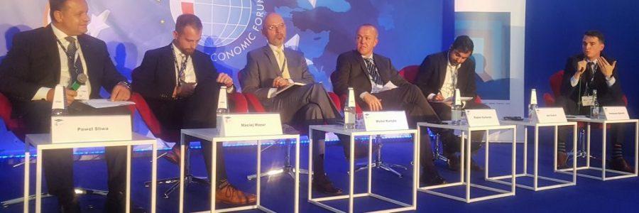 Eco-drive.pl na Forum Ekonomicznym w Krynicy. Trzy dni spotkań i dyskusji