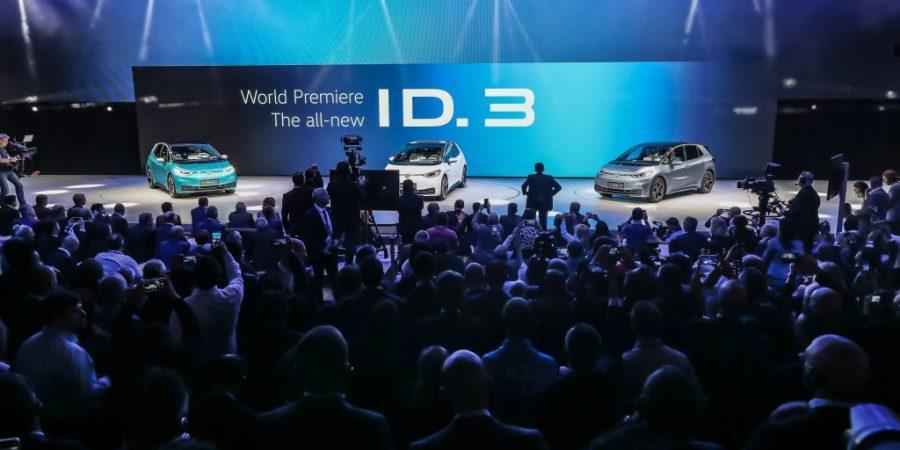 Elektromobilność: ponad 30.000 rezerwacji na model ID.3 w limitowanej edycji!
