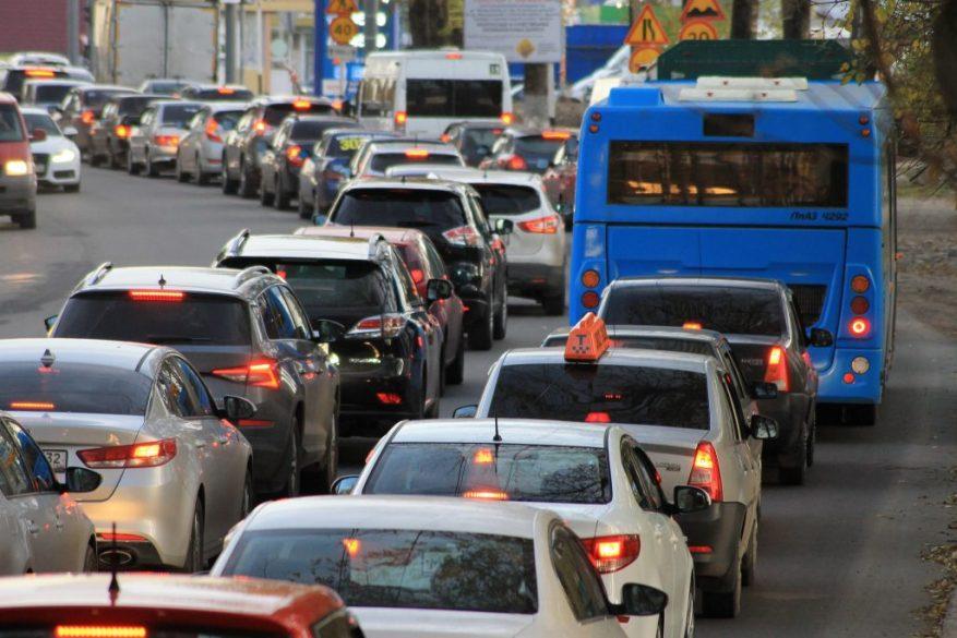 traffic-jam - korki w miastach