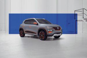 2020 - dacia spring show car (1)