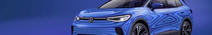 Wiemy jak będzie prezentował się elektryczny SUV ID.4 od Volkswagena